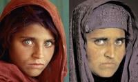 National Geographic ´Afghan girl´ arrested in Pakistan