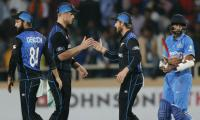 New Zealand record series-levelling win over India