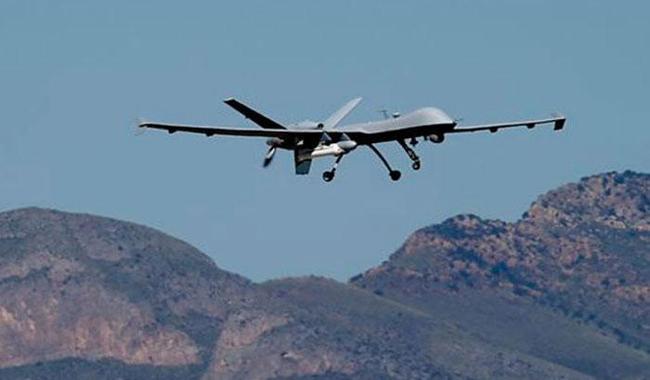 US drone targets top Al-Qaeda leaders in Afghanistan