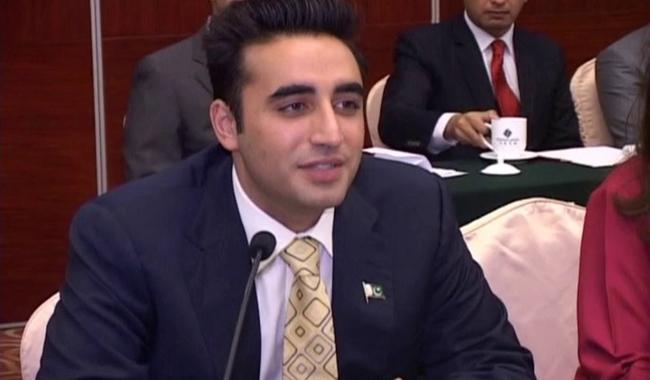 Bilawal condemns police crackdown against PTI workers