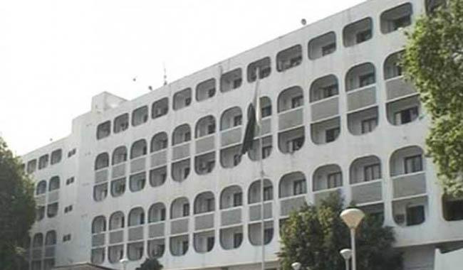 Pakistan declares Indian official Persona non Grata
