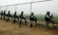 Exchange of fire continues on working boundary, LoC