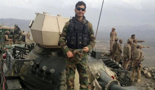 Gone but not forgotten: The tale of Captain Roohullah's ultimate sacrifice