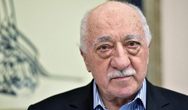 Turkey gives U.S. new documents on Gulen extradition request
