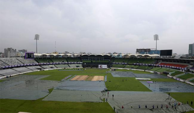 Bangladesh opt to bat first in second England Test