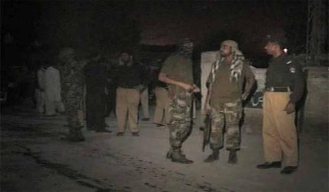 Security forces ´kill militants linked to´ Quetta academy attack