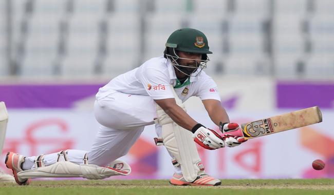 Tamim makes confident start for Bangladesh