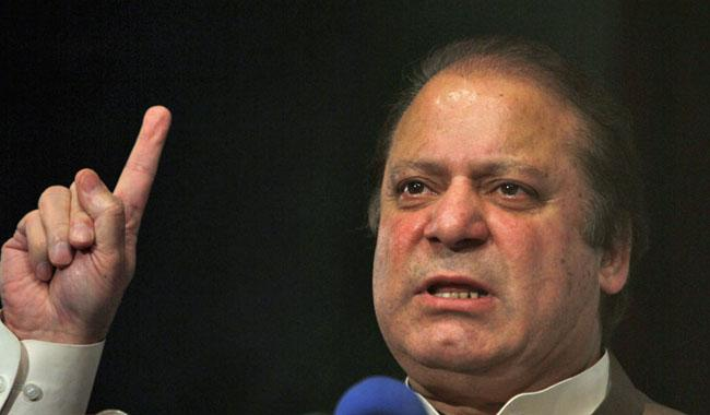 Opposition panicked seeing its political end in 2018 polls: Nawaz Sharif