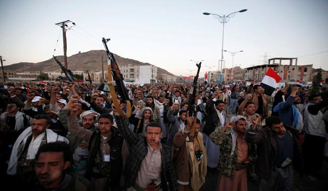 Yemen rebel missile shot down near Makkah