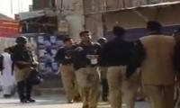 Police fire tear gas at stone-throwing PTI supporters