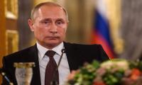 Putin says not right time to resume Aleppo strikes