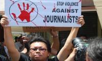 Journalist killed every 4.5 days, says UNESCO