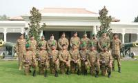 Gen Raheel lauds Pak Army team for victory in international competition