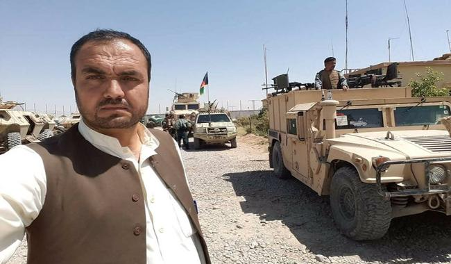 TV reporter killed by roadside bomb in Afghanistan