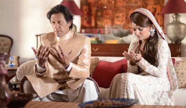 Imran and Reham married on Oct 31, 2014: Mufti Saeed