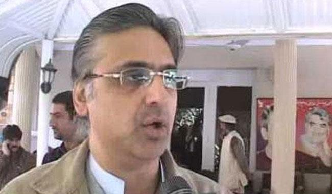 ANP's Haroon Bilour booked for assaulting PTI worker