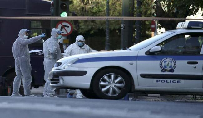 Grenade thrown at French embassy in Greece, policeman hurt