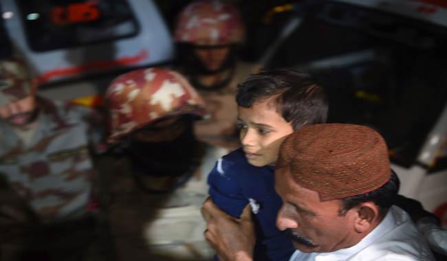 Blast kills at least 52 at Balochistan shrine: officials