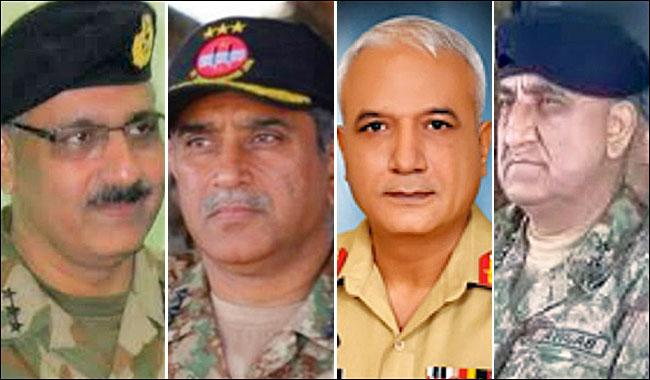 Who could be next Army Chief?