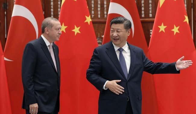 Snubbing NATO, China says ready to consider Turkey in SCO