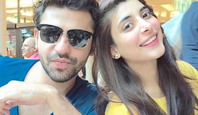 It's official! Urwa says 'yes' to Farhan Saeed