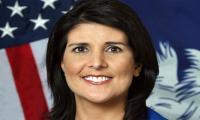 Trump chooses Governor Nikki Haley for U.N. ambassador