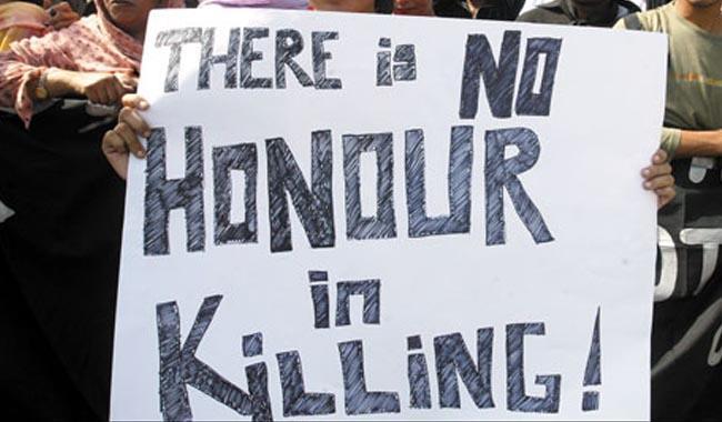 Honour killing essay
