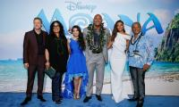 Disney´s ´Moana´ tops N.American movie charts