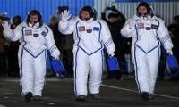Astronaut vision may be impaired by spinal fluid changes: study