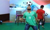 A riveting story of a Baloch footballer