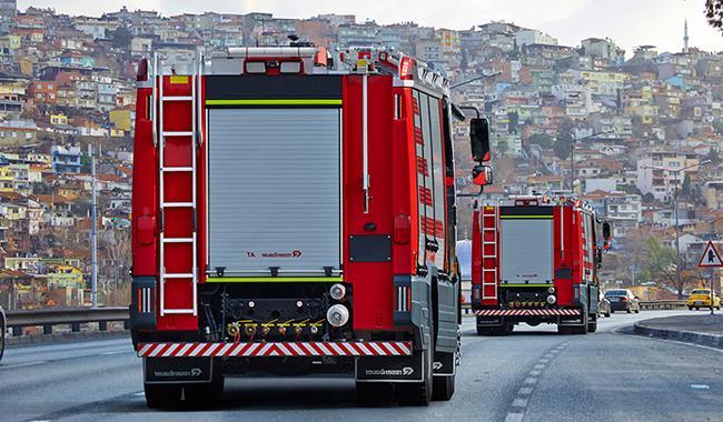 12 killed as fire rips through Turkey school dorm
