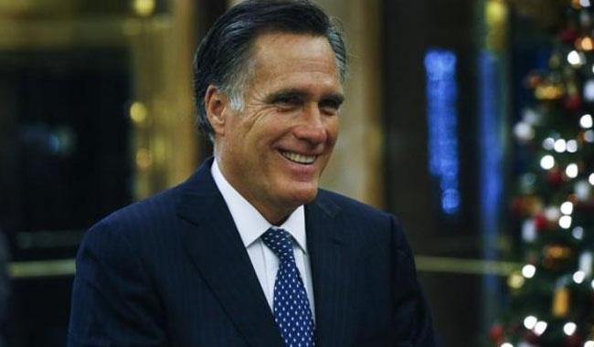 Romney, potential U.S. secretary of state, hails Trump after dinner