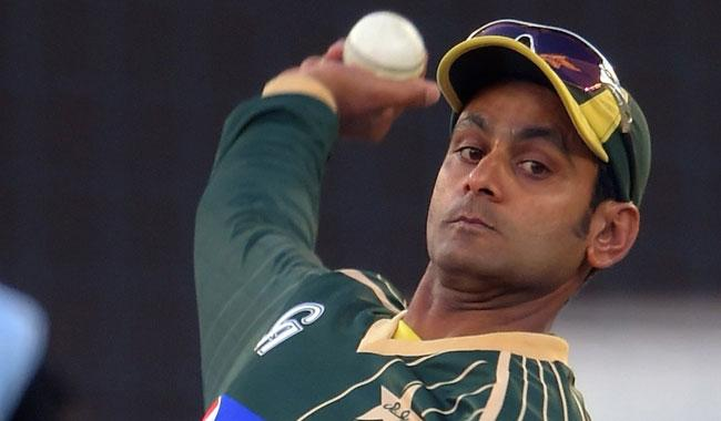Hafeez allowed to bowl in international cricket