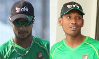 Bangladesh players fined for female guests - reports