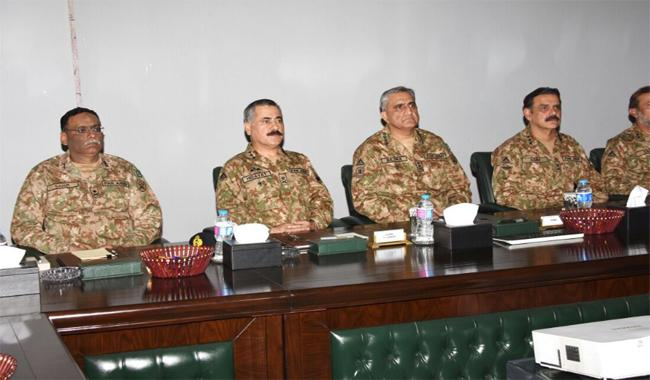 Gen. Bajwa says defence, security of Pak his ultimate objective as COAS