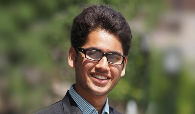 Pakistani student to receive special award from the Queen of England