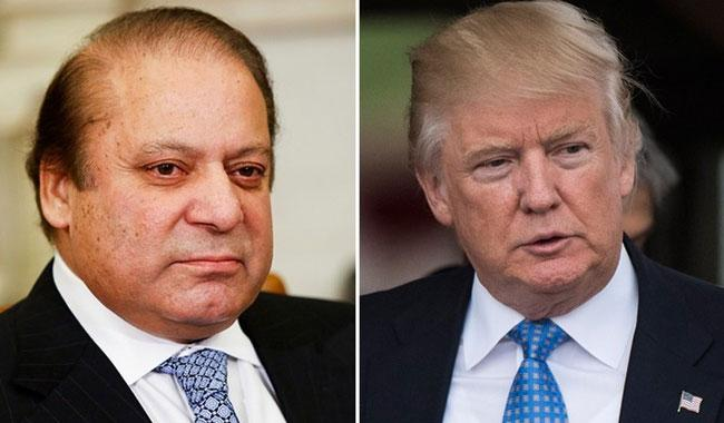 Trump's candid talk with PM Nawaz baffles foreign media
