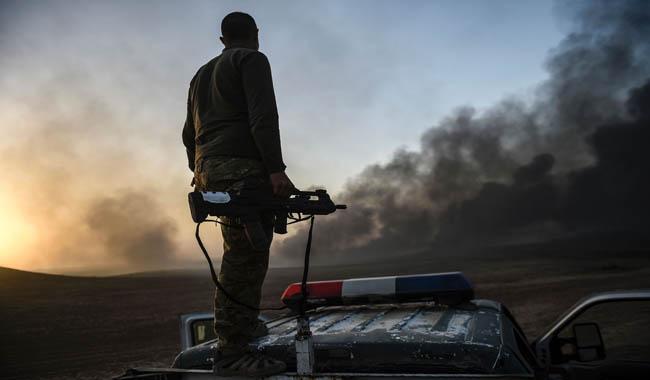 1,600 Kurdish peshmerga killed in Mosul offensive