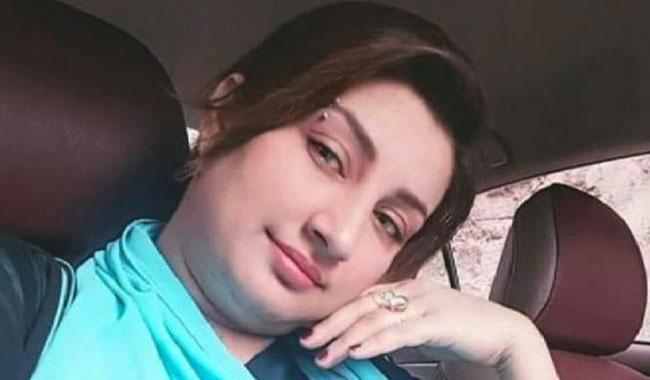 Showbiz people had Kismat Baig murdered: Rana Sanaullah