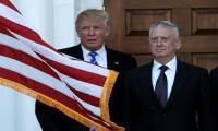 Mattis reported named for Pentagon but Trump team denies
