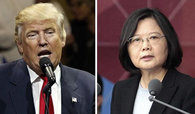 Trump upends US foreign policy with Taiwan call