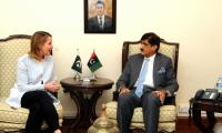 CM Sindh seeks early visa for Larkana student