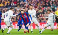 Ramos rescues Real to maintain six-point lead