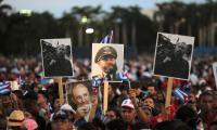 Castro ashes arrive in revolution´s cradle for burial