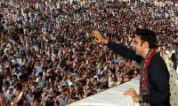 Bilawal appeals Punjab to rise up as Pakistan is burning