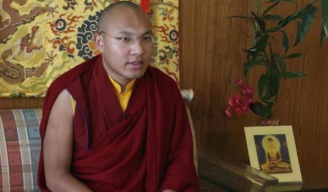 China urges India not to 'complicate' border dispute as Tibetan figure visits
