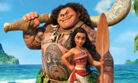 'Moana' tops slow post-Thanksgiving weekend with $28.4 mn