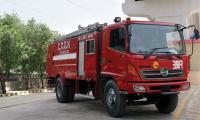 11 die in Karachi hotel blaze