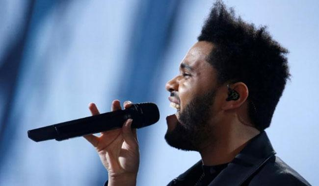 The Weeknd's 'Starboy' zooms to top of Billboard album chart