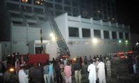 Karachi hotel blaze raises several questions